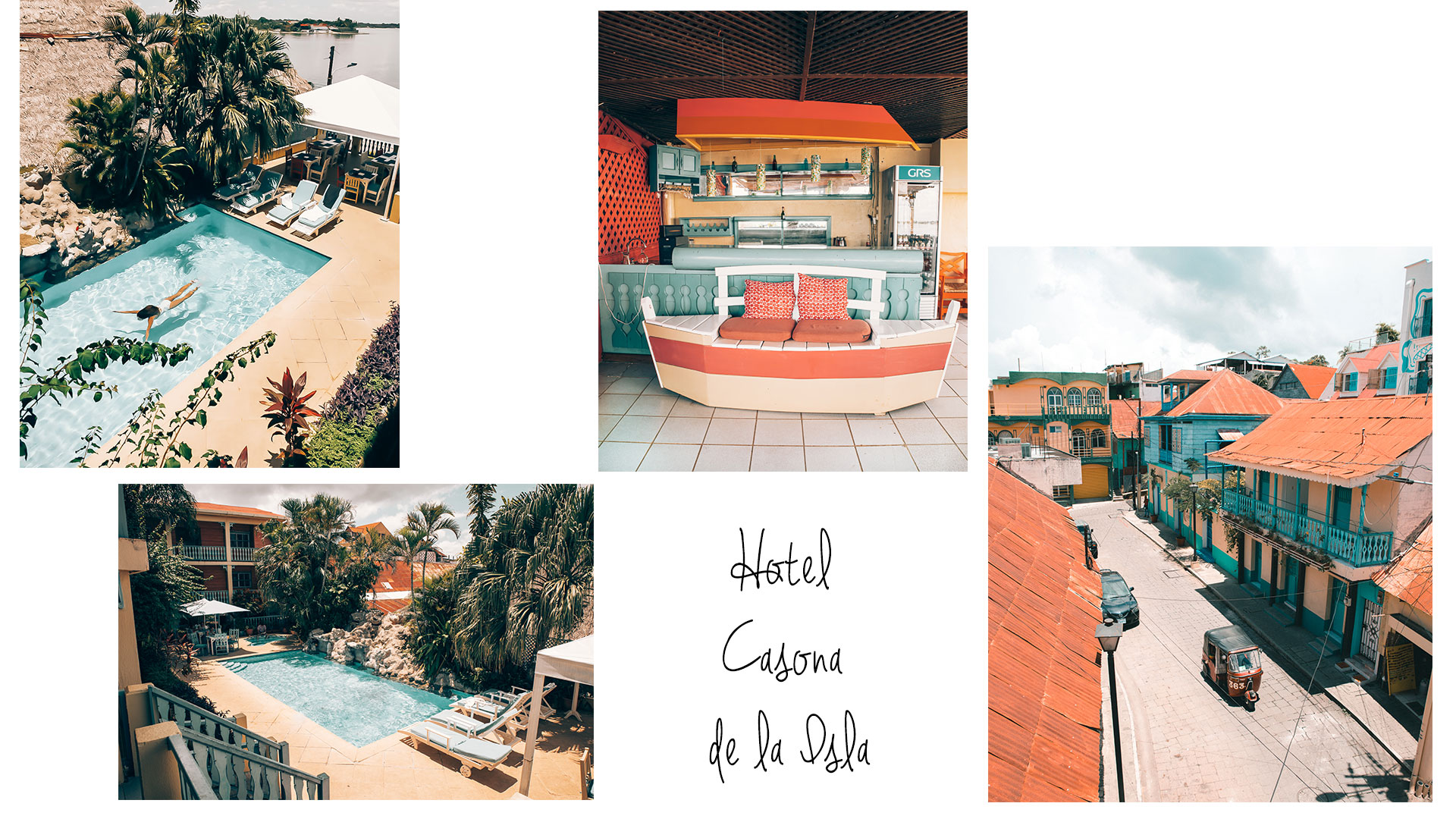 Where to stay in Flores, Guatemala
