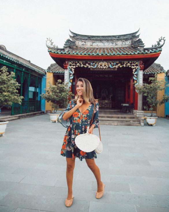Temple Hội An