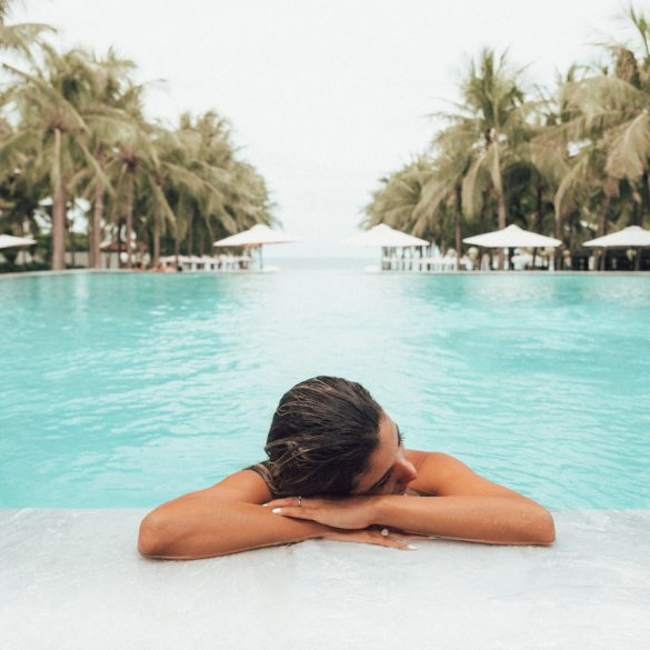 Pool at Four Seasons Hội An