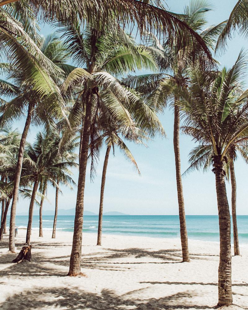 Hội An beach