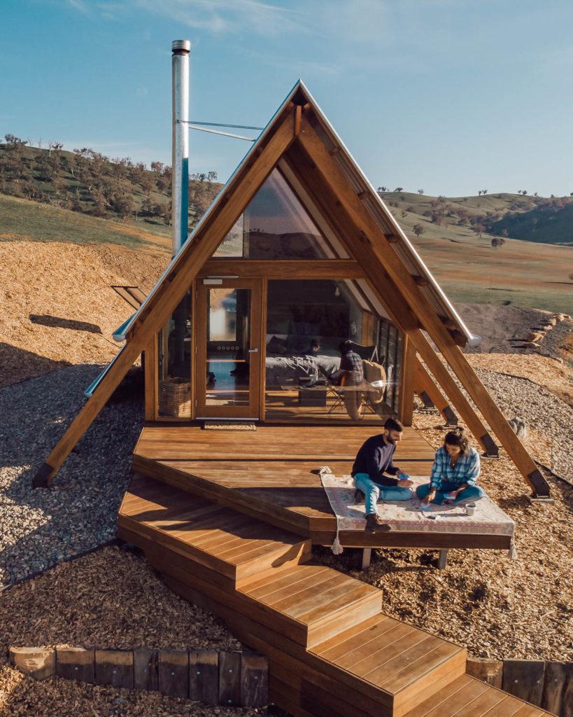 Kimo estate huts
