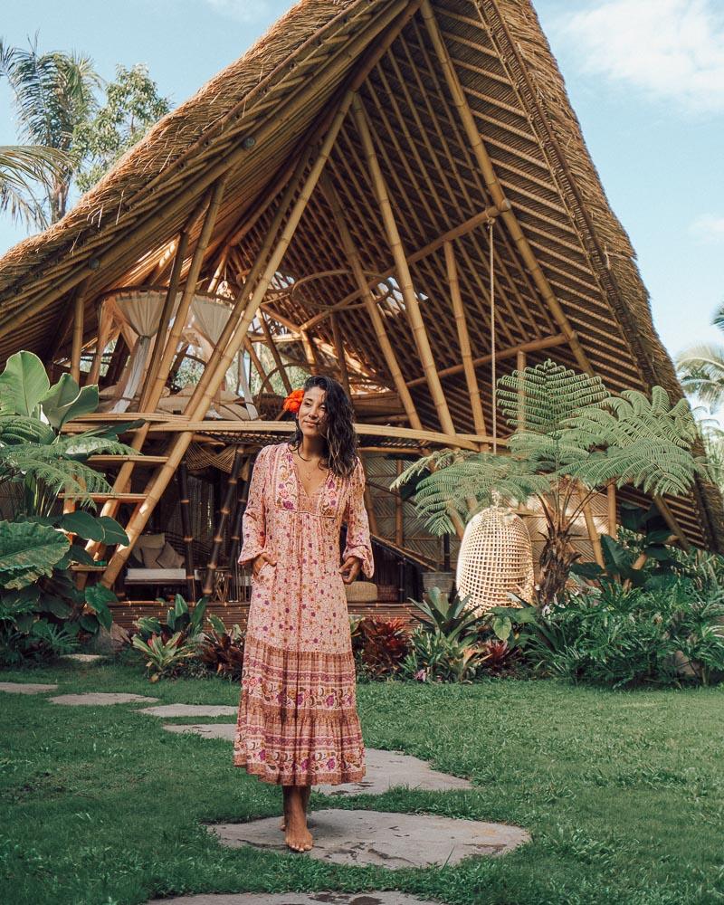 Eco friendly dresses