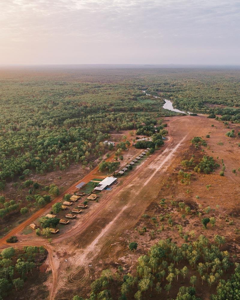 Wildman Wildernes Lodge Northern Territory