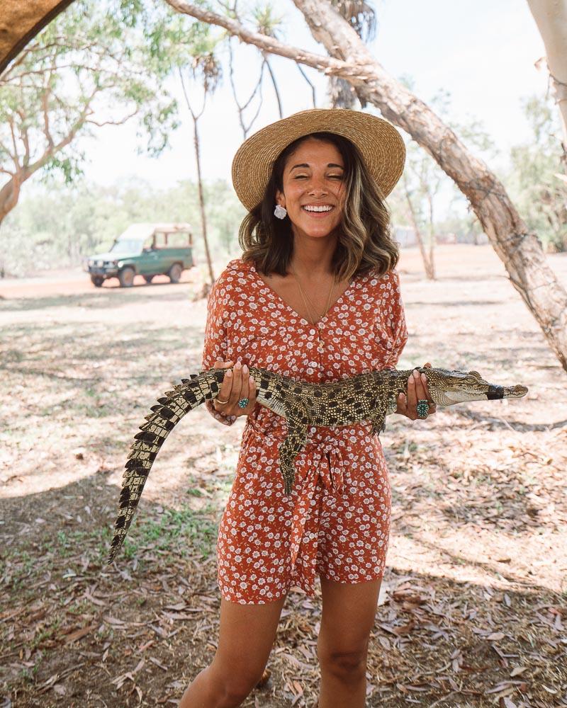 Wildman Wilderness Lodge Northern Territory