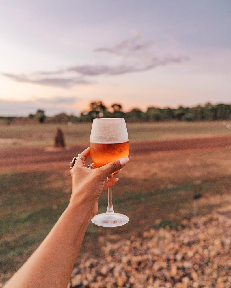 Things to do in the NT