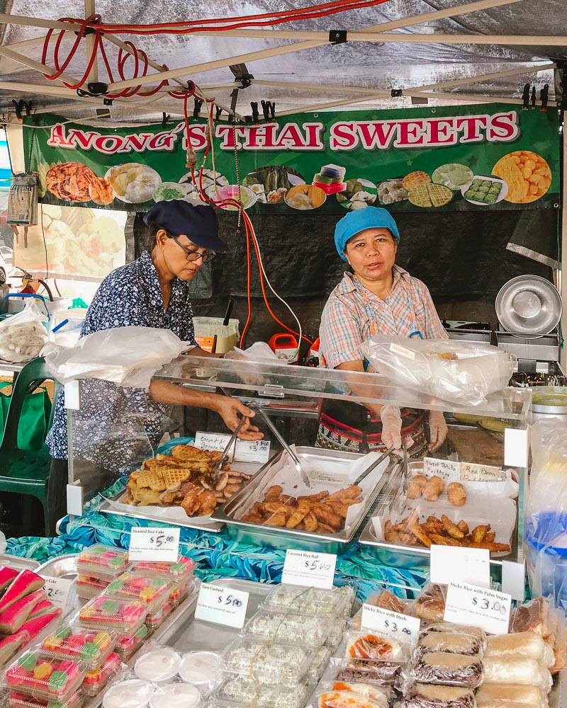 Things to do in the NT, Parap markets Darwin