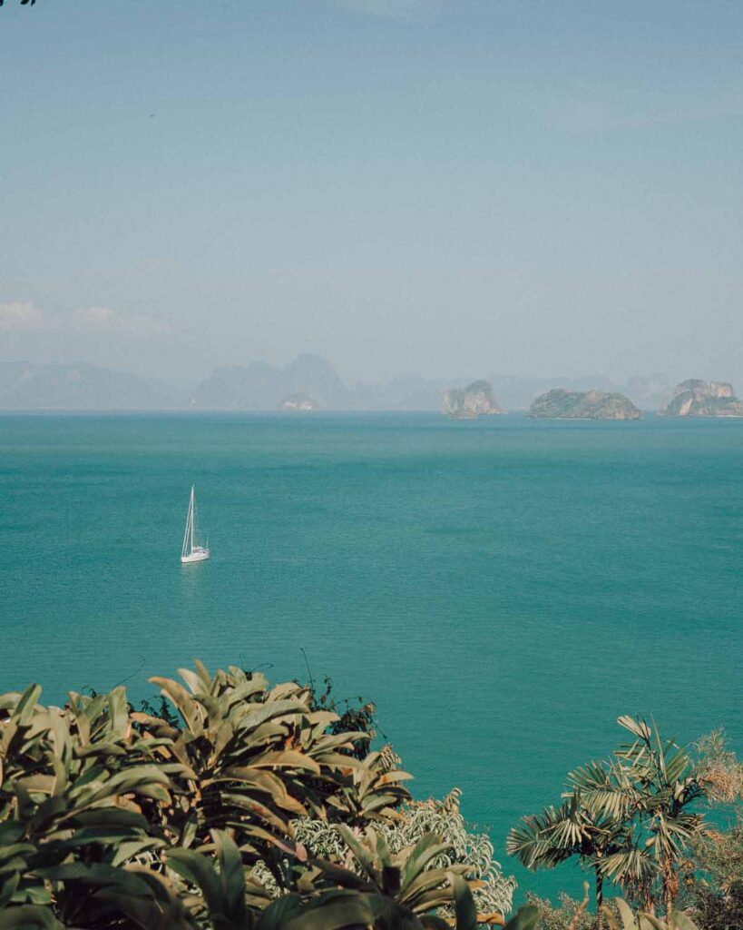 Andaman Sea six senses