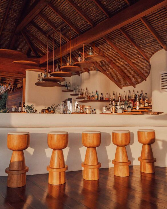 Six Senses Thailand Hotel Bar