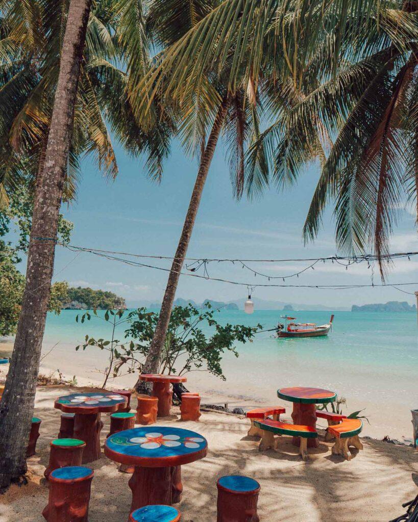 Yaoi Noi tropical Island Thailand
