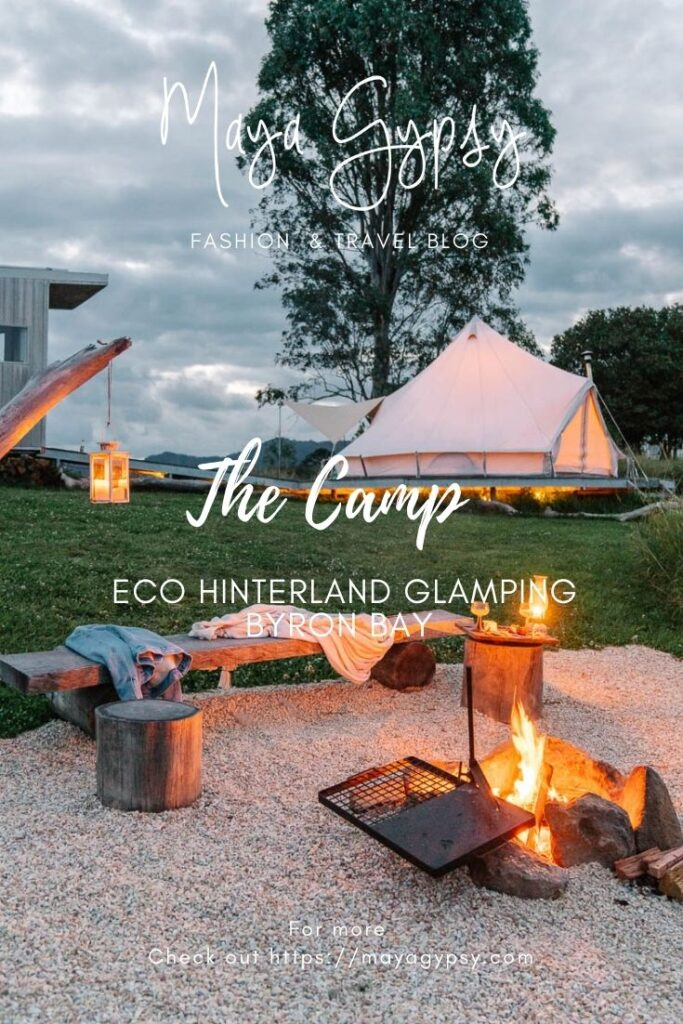 The Camp Glamping Byron Bay