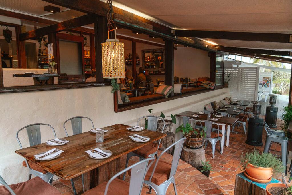 Best restaurant in Yamba