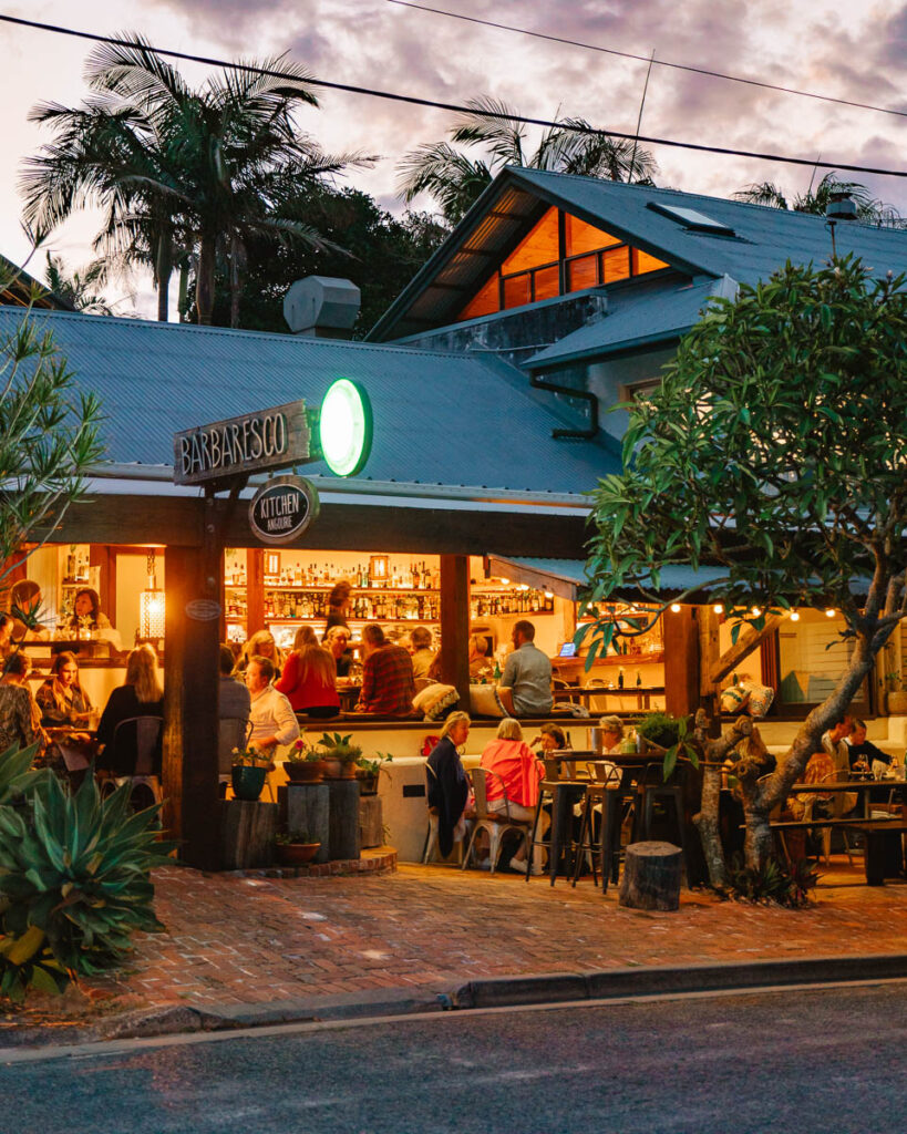 Best restaurant in Yamba