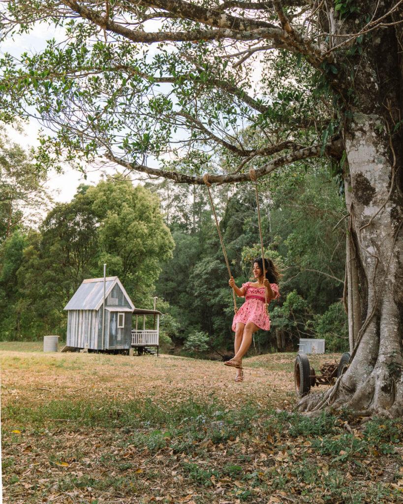 Gold Coast hinterland accommodation