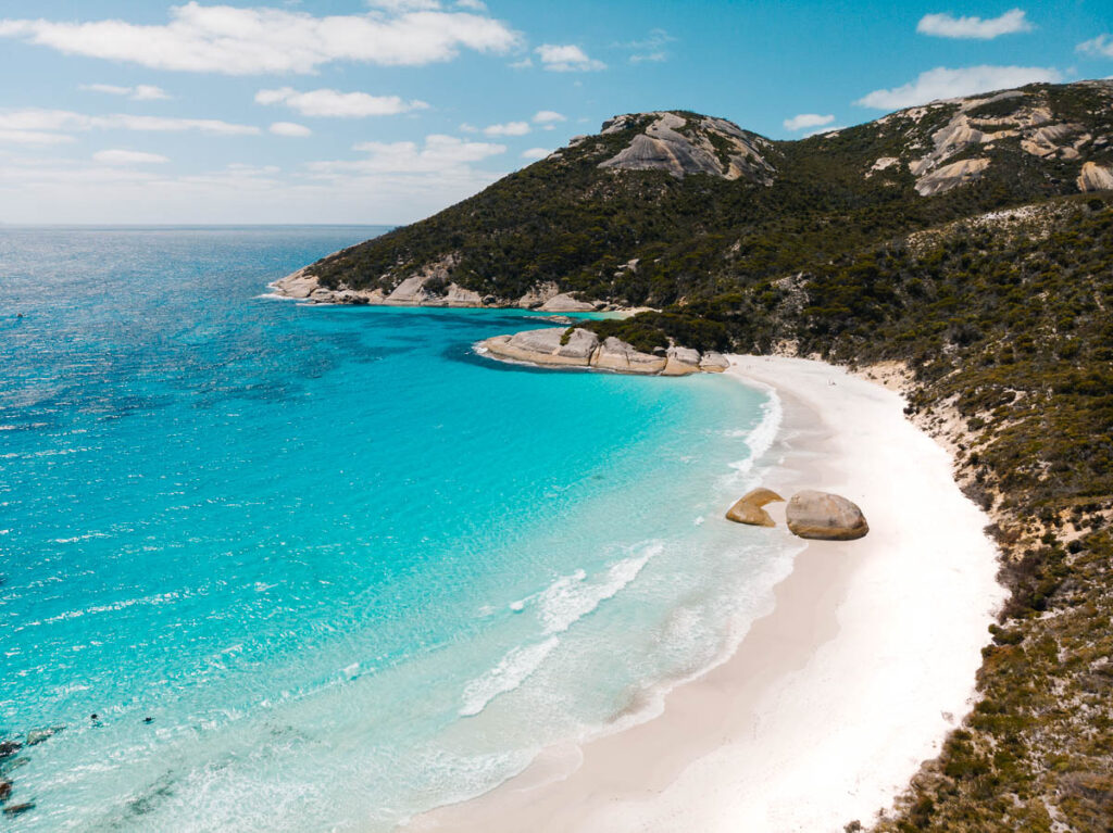 Perth to Esperance road trip - Two Peoples Bay Reserve