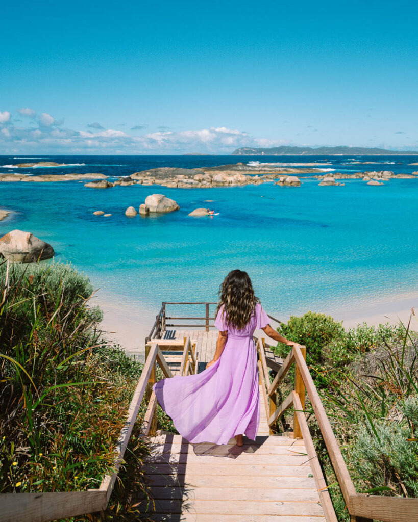 Perth to Esperance roadtrip itinerary - Green Pools