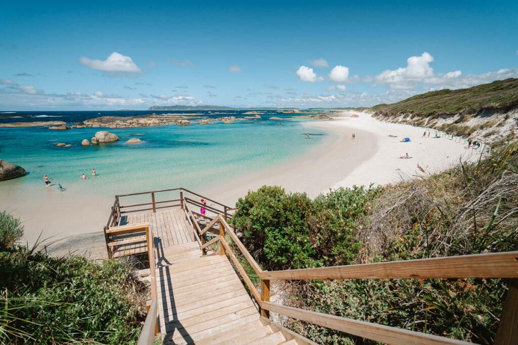Perth to Esperance road trip itinerary - Green Pools