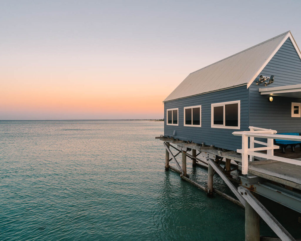 Perth to Esperance road trip, Busselton jetty
