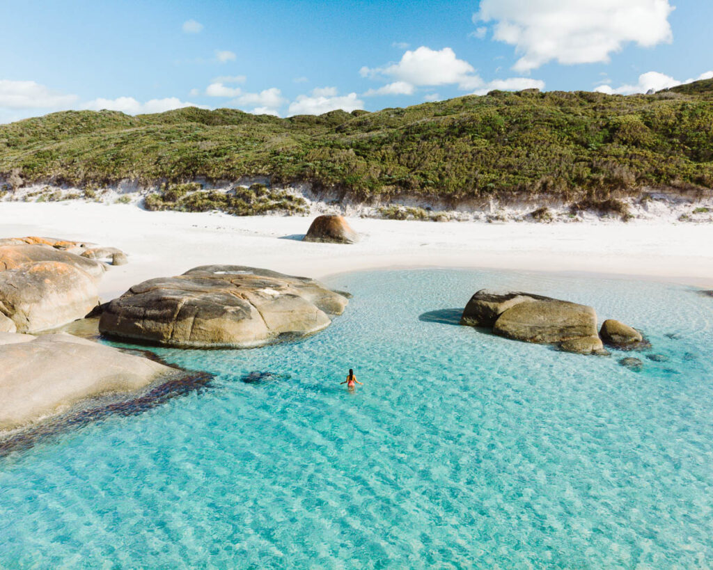 Green Pool Denmark Western Australia road trip