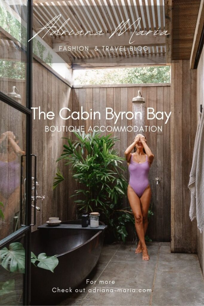 The Cabin Byron Bay Boutique accommodation