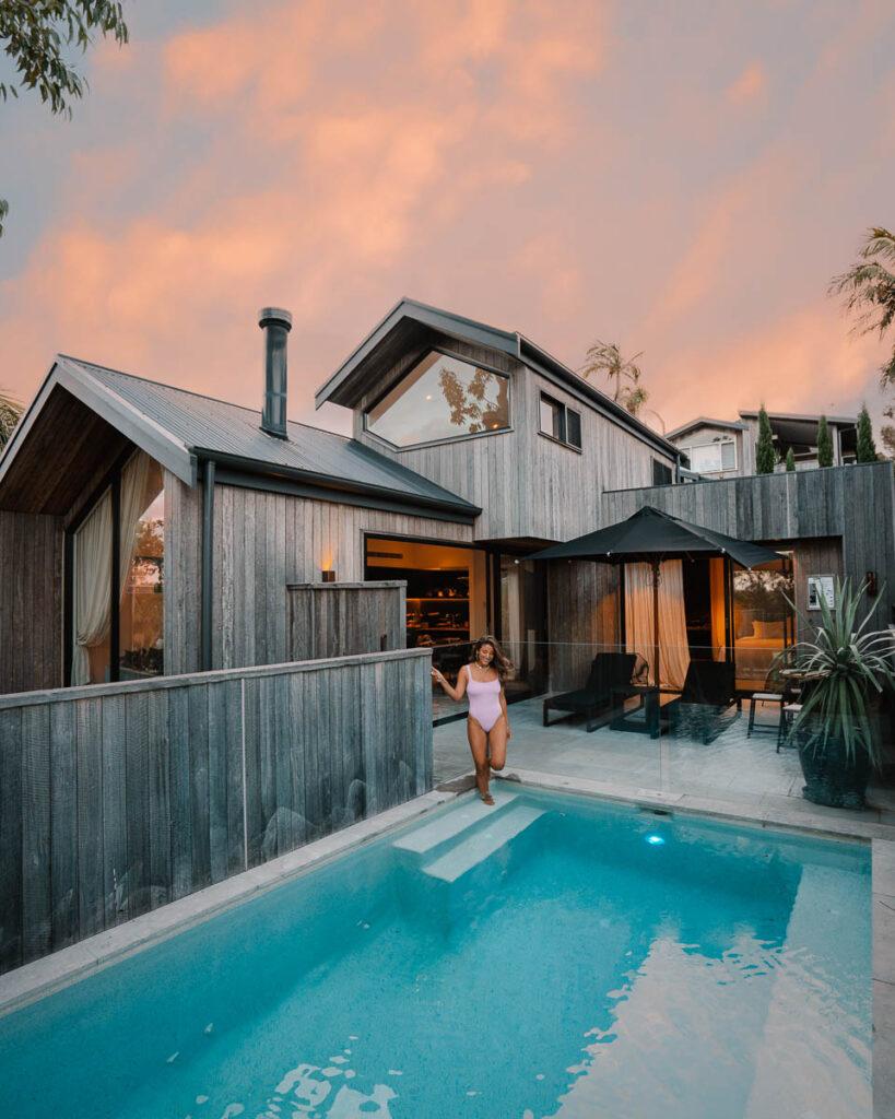 the Cabin Byron bay accommodation